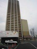 一際高いビルです。