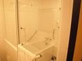 ダブルベットの部屋(浴室が分かれているタイプです)