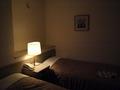 部屋の明るさ