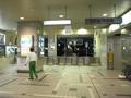 電鉄富山駅直結のホテル。