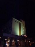 ホテルの外観です。