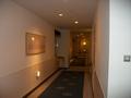 宿泊フロアの廊下