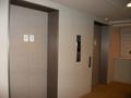 エレベータホール全景