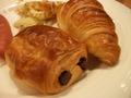 朝食バイキング(パン)