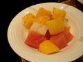 フルーツ(マンゴとトロピカルフルーツ)