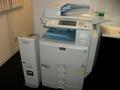 ビジネスルームのコピー機