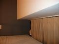 ベッドルーム(柱部分)