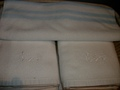 脱衣所のタオル