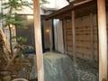 大浴場(露天風呂から大浴場への通路)