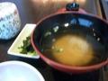 あおさの味噌汁