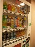 ランドリーコーナーの自販機