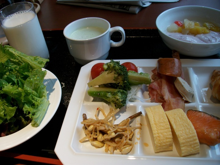 「ダイワロイネットホテル大阪北浜 朝食」の画像検索結果