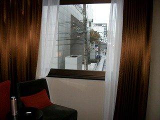 客室(部屋の眺望)