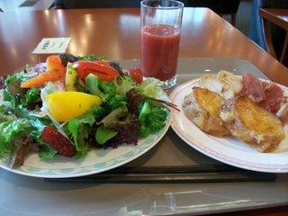 朝食バイキング(チョイス例②)