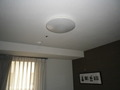 室内の照明設備