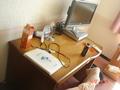 勉強机みたいな