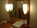 鏡と電気は