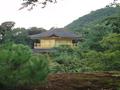 鹿苑寺金閣にも行きました。