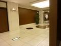 5階入口からフロント・ロビーへの廊下