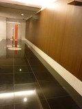 3階エントランスの廊下
