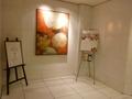 3階エレベーターホールの奥の絵画