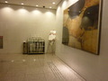 1階エレベーターホールの雰囲気