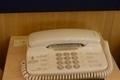 ベットサイドの電話
