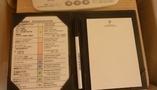 電話番号表とメモ用紙