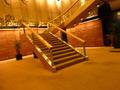 別館1階から2階に上がる階段