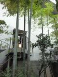 神谷町からホテル(別館)に入る入り口(近道)