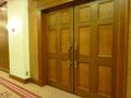 会議室の扉