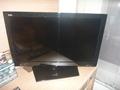 部屋の薄型テレビ