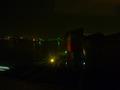 部屋からの夜景(海側)