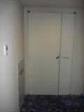 非常用エレベーターの入り口