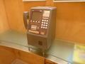1階に公衆電話を発見
