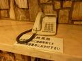 内線電話(1階)