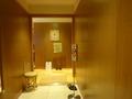 エステルーム、ロッカールームへの入り口