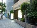 京急蒲田方面からみたホテル入口