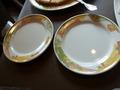イタリアンレストラン、デザイン皿