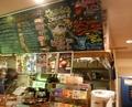 1階レストラン「サクラカフェ」のオーダーカウンター