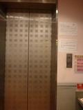 エレベーターは1台(別館)