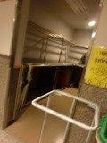 本館1階、荷物預かりルーム