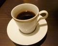 美味しいコーヒーでした (1階レストラン)