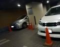 こちらが平面の駐車場です