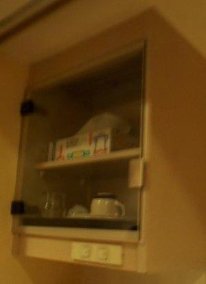 食器棚(ミニキッチン)
