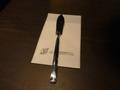 使いやすいバターナイフ