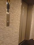 14階レストラン階 エレベーター