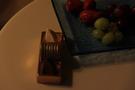 アンバサダー特典のチョコ