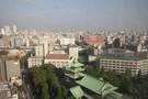 隅田川側の眺望