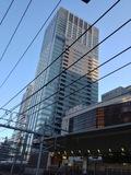 東京駅直上
